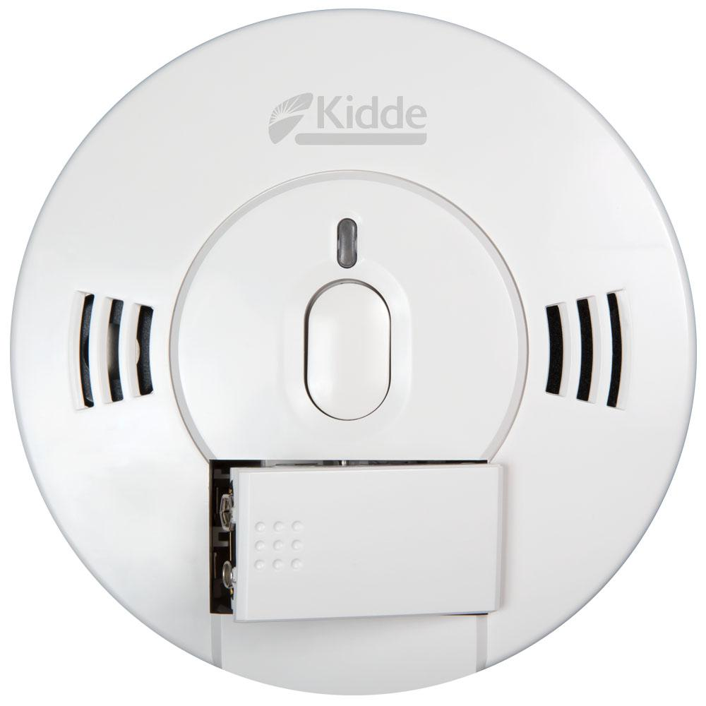 Battery Operated TruSense Smoke and Carbon Monoxide Detector with Voice Alert