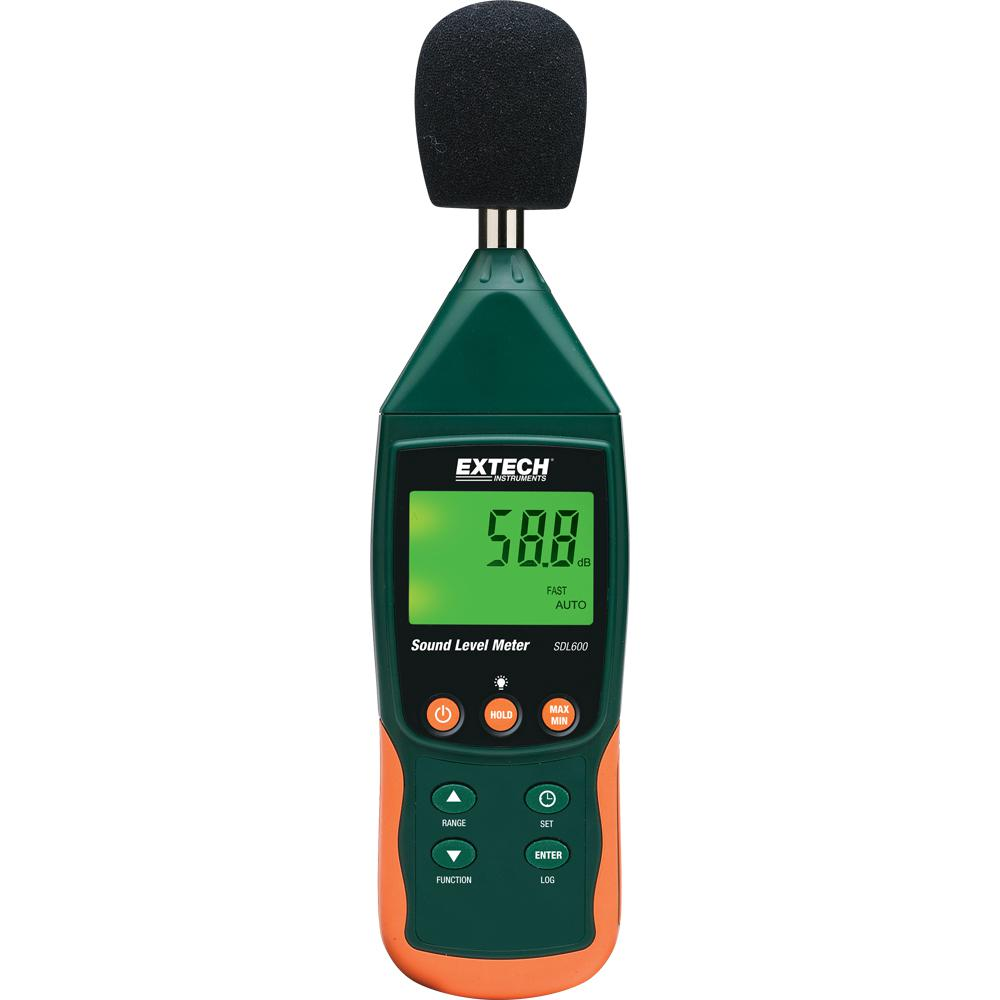 Sound Meter SD Logger with NIST